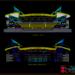 Download Gambar Rencana Stadion Format DWG Autocad Terlengkap
