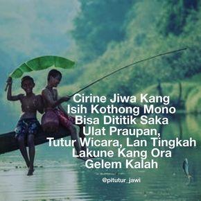 100 Kata Bijak Bahasa Jawa Kuno Beserta Artinya