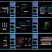 (Lengkap) Download Gambar GUDANG KONTAINER Format DWG AutoCAD
