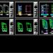 Download Gambar RUKO Rumah Toko Format DWG AutoCAD (Lengkap)