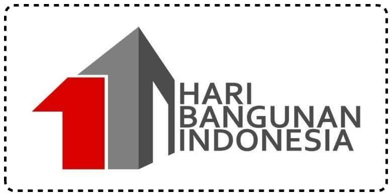 11 November Hari Bangunan Indonesia:Sejarah dan Ucapan Selamat