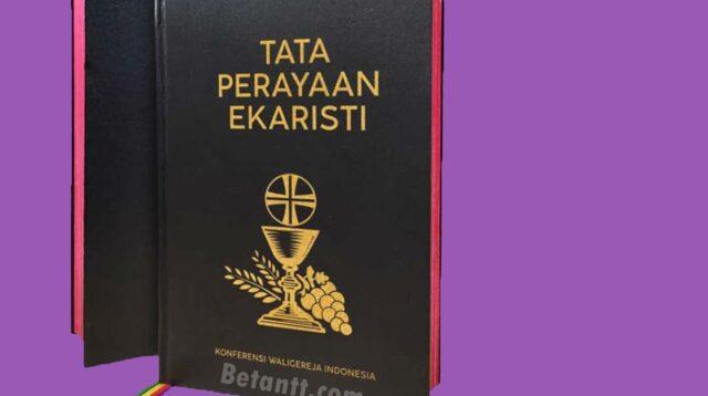 Download Buku Tata Perayaan Ekaristi (TPE) 2021